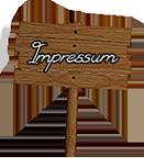 Impressum-Schild